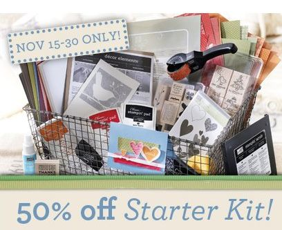 Starter Kit 50 off