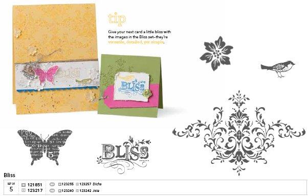 Bliss SAB 2011