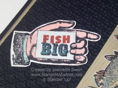 By the Tide - Fish Big - Jeannette Swain