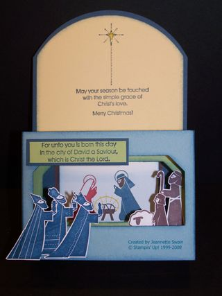 Nativity Open