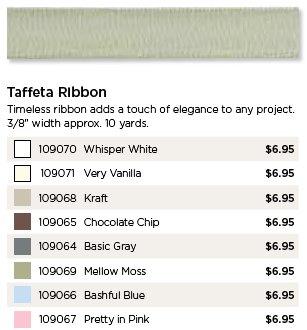 TaffetaRibbon