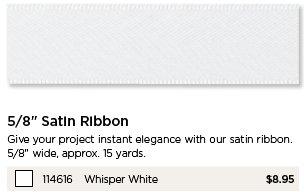SatinRibbon