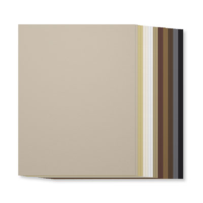 Neutrals Card Stock