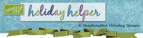 Holiday Helper Header