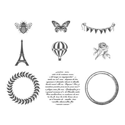 Collage Curios set