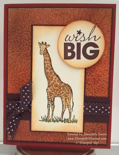 GiraffebyStampsNWhatnot