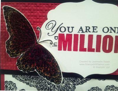 Best of Butterflies closeup - StampsNWhatnot