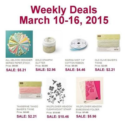 Weekly Deals Mar 10